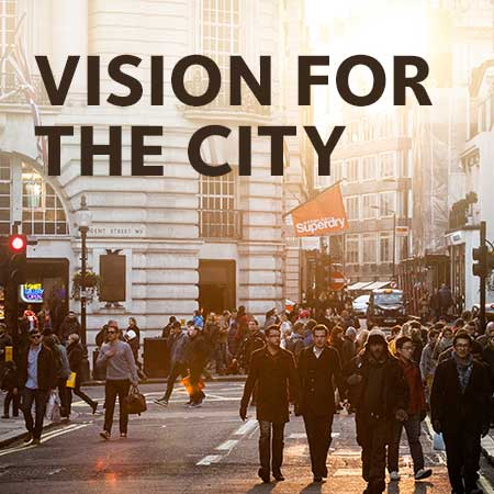 Vision for the city series