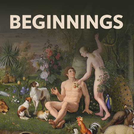 Beginnings sermon series