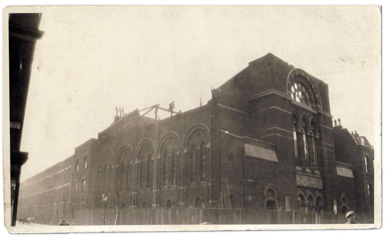 St Giles historic image