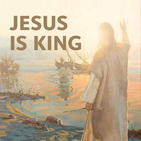 Jesus is King sermon series