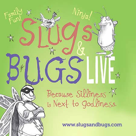 Slugs and Bugs concert - London June 25th